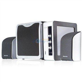 microlab 麦博 fc360 梵高系列音箱(2.1声道 独立功放
